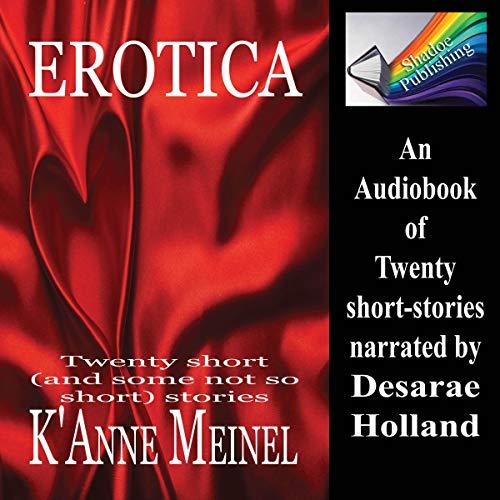 Erotica, Volume 1 Titelbild