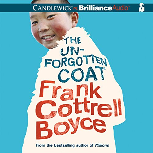 The Unforgotten Coat audiobook cover art