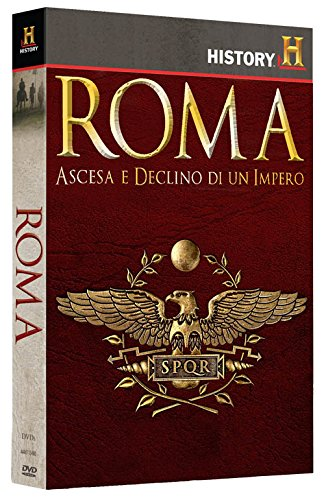 Roma Ascesa E Declino Di Un Impero (Box 4 Dvd)