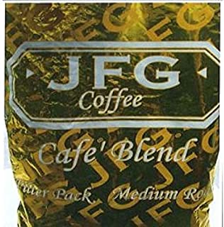 JFG Medium Roast Coffee Cafe Blend - Filter Pack, 1.5 Ounce - 42 per case.