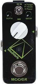 Best pedal reverb mooer Reviews