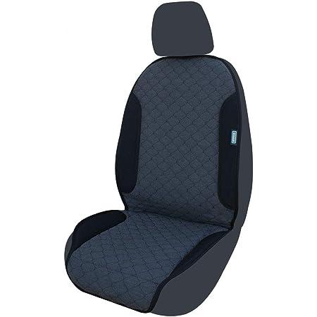 Cora 000128077 Fisiocomfort Auto Sitzauflage Anthrazit Schwarz Auto