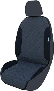 Cora 000128077 Fisiocomfort Auto Sitzauflage, Anthrazit/Schwarz