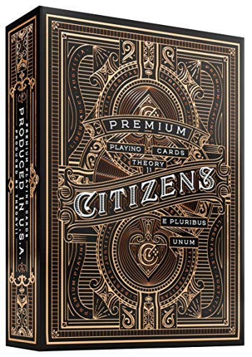 Citizen Playing Cards