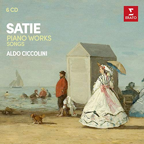 Satie: Piano Works [2nd version], Songs