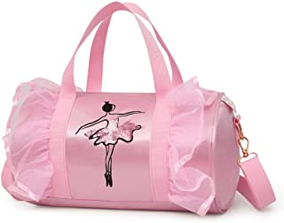 Per Ballet Princess Dance Bag Cross-Body Bags Shoulder Bags for Ballerina Dancer Girls