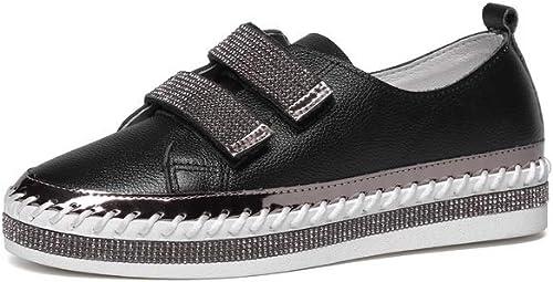 AdeeSu SDC06137, Sandales Compensées Femme - Noir - Noir, 35.5