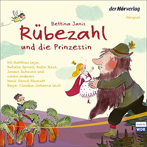 Rübezahl und die Prinzessin cover art