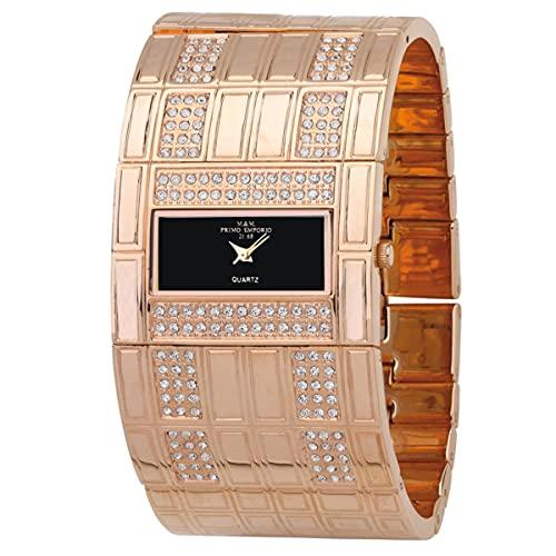 M&M - Reloj de pulsera para mujer Primo Emporio 745RN
