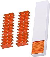 Razor Scraper Vervanging tweesnijdend Plastic Sticker Remover voor Wallpaper 100st Wear & Weerstand van de Druk