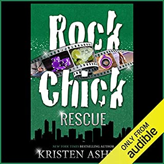 Rock Chick Rescue audiobook cover art