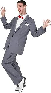 Adult Pee Wee Herman Costume