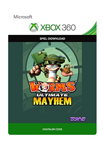Worms Ultimate Mayhem [Xbox 360 - Download Code]