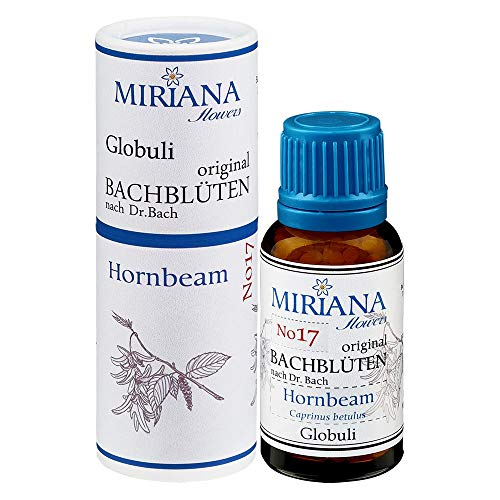 MirianaFlowers Hornbeam 20g Bachblüten Globuli