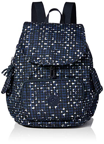 Kipling Women's CITY PACK S Backpacks, Small O Print, 27x33.5x19 centimeters (B x H x T)