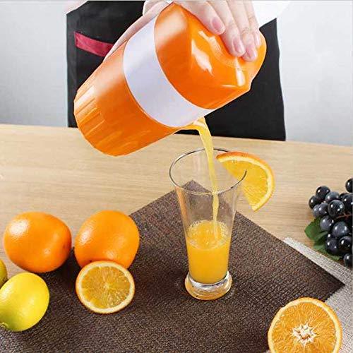 QNMLGB Estrattore di spremiagrumi Portatile per spremiagrumi Succo d'arancia Succo di Frutta Originale Bambino Vita Sana Potabile spremiagrumi Macchina