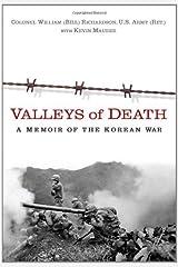 Valleys of Death: A Memoir of the Korean War Kindle Edition