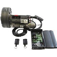 Kit DE Motor para Cierres ENROLLABLES con ELECTROFRENO 170 KG Cuadro DE MANIOBRAS Y 2 MANDOS Modelo PUJOL Winner PORTON COCHERA