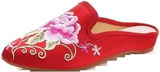 THE LONDON STORE Women's Multi-Color EVA Rubber Flat Flip-Flops