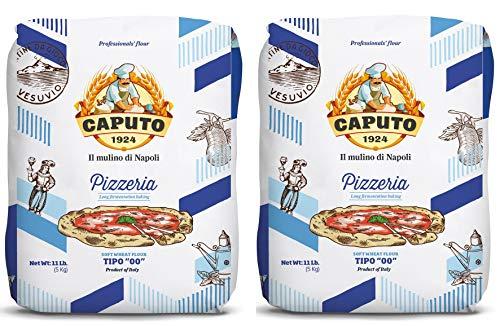 Caputo Pizzeria Pizzeria Italienisches Premiummehl, 1 kg, 5 Stück