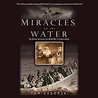 Miracles on the Water audiobook cover art