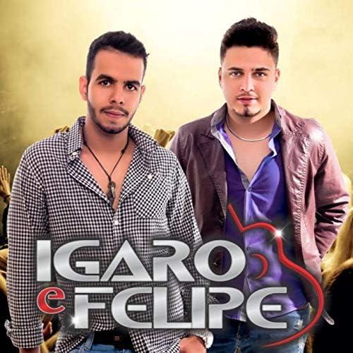 Igaro e Felipe