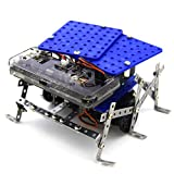 Robolink Rokit Smart (11-in-1) Starter Robot Kit for Arduino Learners with Video Tutorials