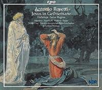 Rosetti - Jesus in Gethsemane by Gabriele Hierdeis (2009-02-10)