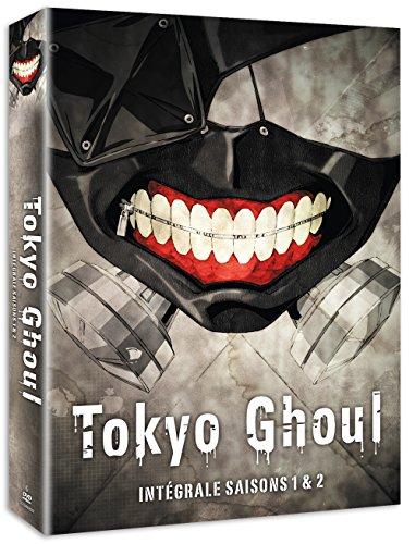 Tokyo Ghoul - Intégrale saison 1 et 2