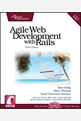 Agile Web Development with Rails, Third Edition Paperback