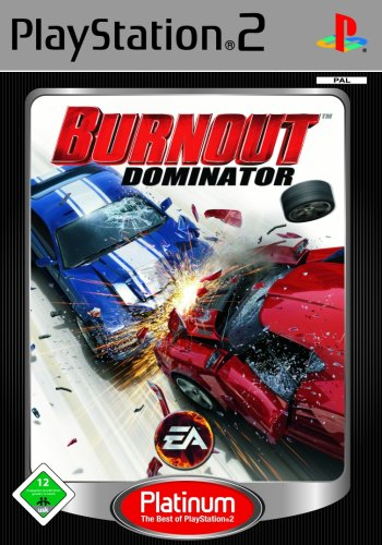 Electronic Arts Burnout Dominator, PS2 - Juego (PS2)