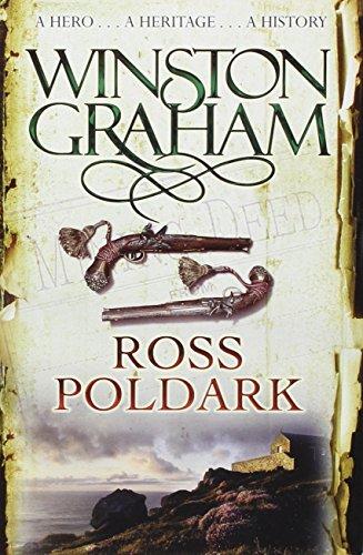 Winston Graham Polddark Collection 3 Books Set-Ross Poldark, Demelza, Jeremy Poldark