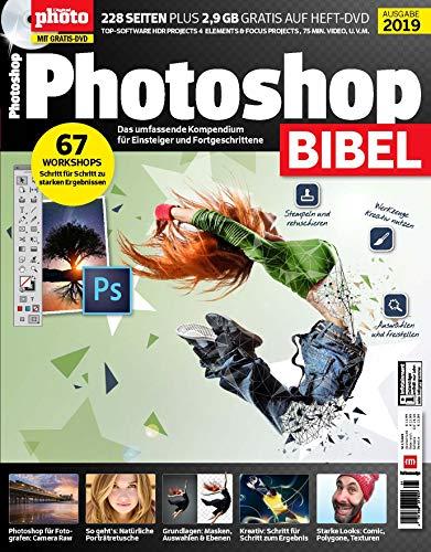 Photoshop BIBEL - Für Einsteiger und Fortgeschrittene