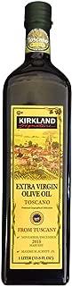 Kirkland Signature Extra Virgin Olive Oil Toscano (from Tuscany), 1 Liter