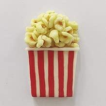 Little Things Binge On Popcorn Fridge Magnet