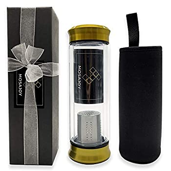 Best tea tumblers with infusers Reviews