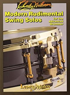 By Charley Wilcoxon 10300203 Modern Rudimental Swing Solos for the Advanced Drummer [Paperback]