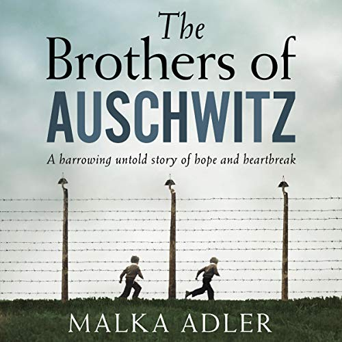 The Brothers of Auschwitz cover art
