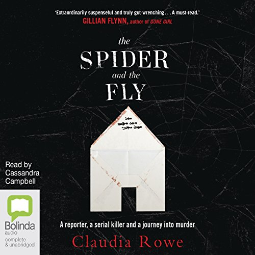 The Spider and the Fly audiobook cover art