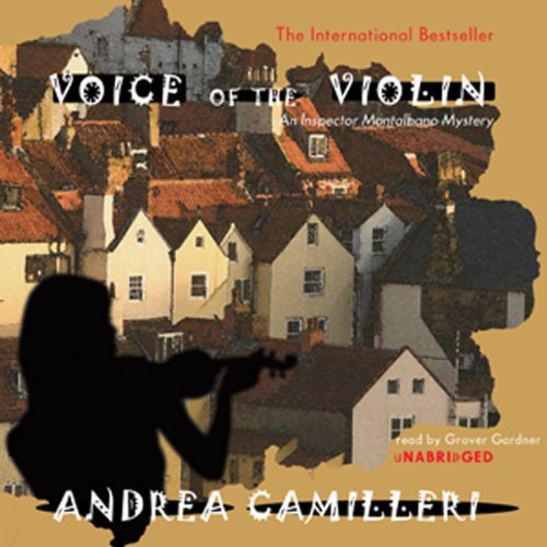 Voice of the Violin audiobook cover art
