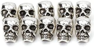 Best silver skull beads Reviews