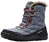Columbia Women's Minx Shorty III Snow Boot, Graphite, deep Rust, 7.5 Regular US...
