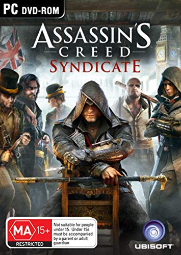Assassins Creed Syndicate (Spe [DVD-AUDIO]