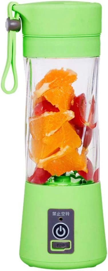 Uticon - Exprimidor de frutas, 380 ml, eléctrico, color azul rosa Rosa