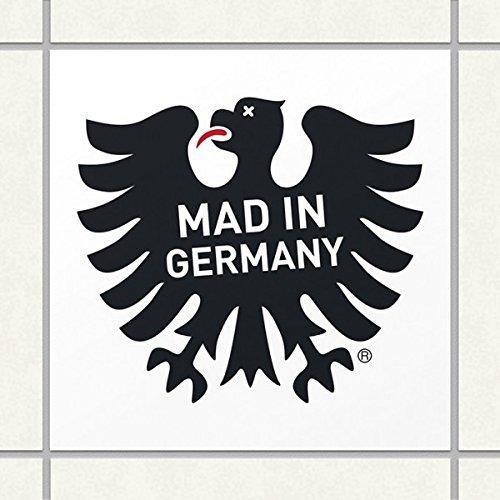 Sticky Jam-Adesivi per piastrelle 'Mad in Germania'