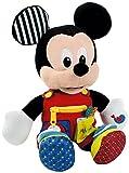 Baby Clementoni- Mickey Peluche Primeros apredizajes37x26 Mouse aprendizajes,...