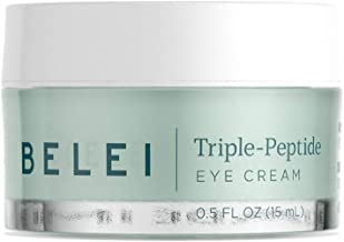 triple peptide eye cream