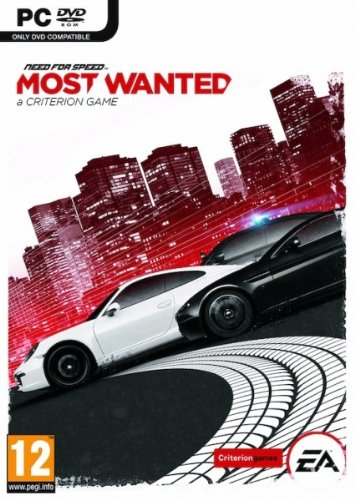 Electronic Arts - EAI07709977 - PC NEED FOR SPEED MOST WANTED LIMITED EDITION DAY ONE 2/NOV/12