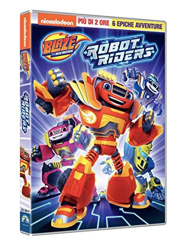 Blaze E Le Mega Macchine - Robot Riders [Italia] [DVD]