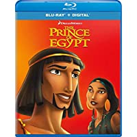 The Prince of Egypt Blu-ray + Digital